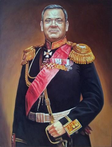 Где заказать портрет маслом в Ставрополе?