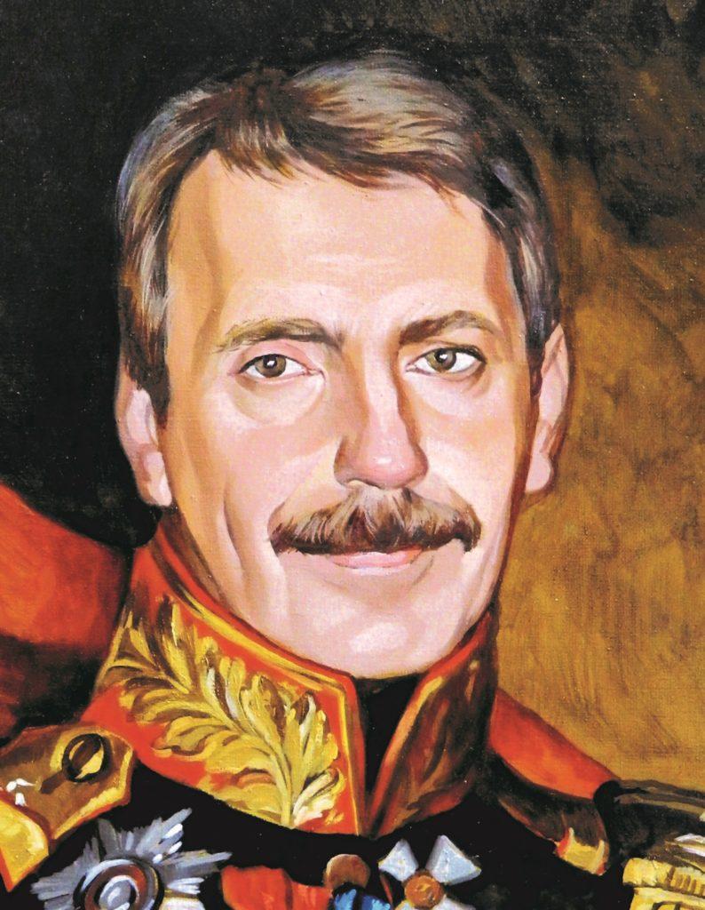 портрет маслом по фото Ставрополь