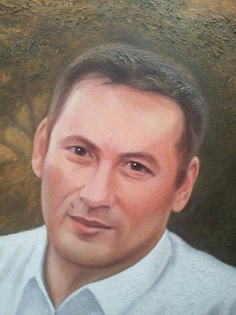 где заказать семейный портрет маслом в Ставрополе