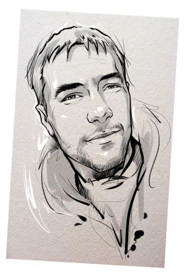Портрет карандашом любимому мужу в Ставрополе…