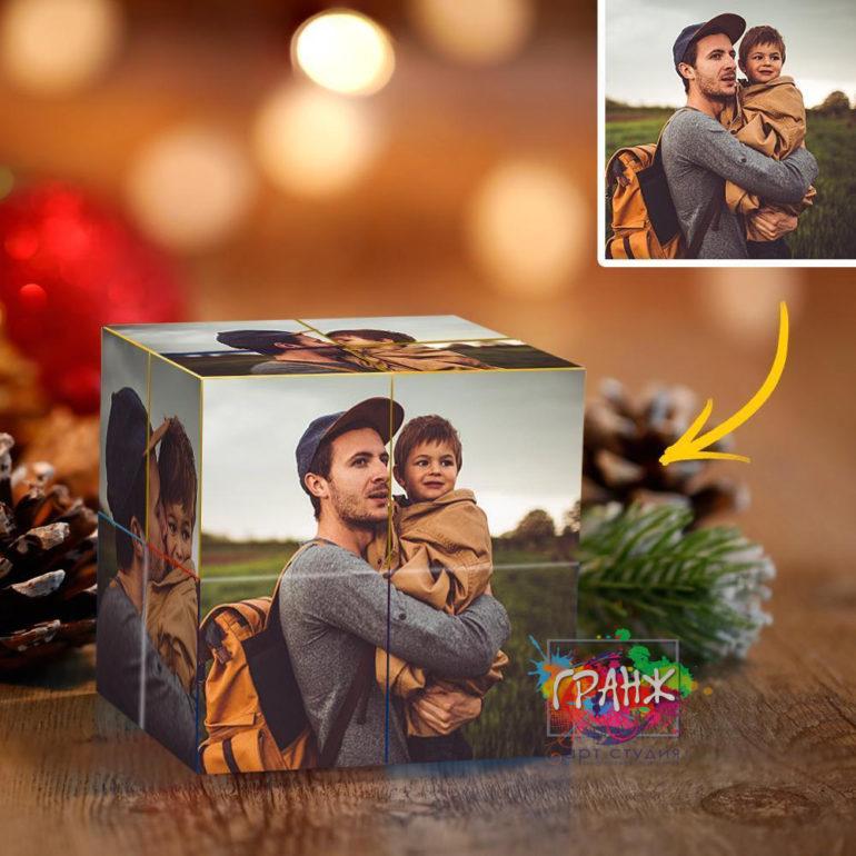 Фотокубик трансформер, купить в подарок Ставрополь